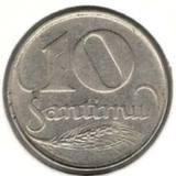 10 сантимов 1922