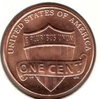 1 цент 2010
