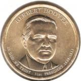 1 доллар 2014 D, Г. Гувер (31й президент)