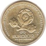 1 гривна 2012, Евро-2012, UNC