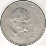 5 шиллингов (крона) 1965, Черчилль