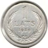 1 лат 1924
