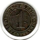 1 рентенпфенниг 1924 А