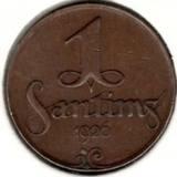 1 сантим 1926