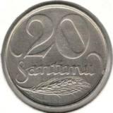 20 сантимов 1922
