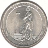 25 центов 2013 P, Мемориал Мира (Огайо)