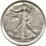 50 центов 1944, Шагающая Свобода
