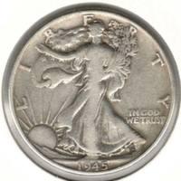 50 центов 1945, Шагающая Свобода