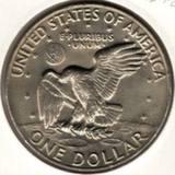 1 доллар 1978, Эйзенхауэр