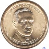 1 доллар 2014 P, К. Кулидж (30-й президент)