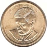 1 доллар 2015 P, Дж. Ф. Кеннеди (35й президент)