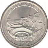 25 центов 2012 P, Чако (Нью-Мексико)
